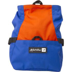 Metolius Chalk n' Roll Boulderbag, niebieski/pomarańczowy